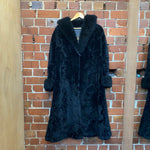 EPIC 1970s 'Knight Taylors' sheepskin jacket