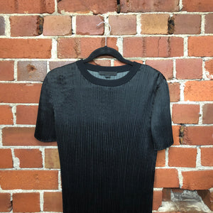 ALEXANDER WANG pleated dress