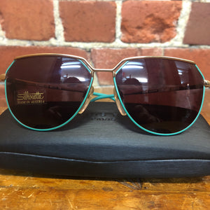 SILHOUETTE original 1970s sunglasses