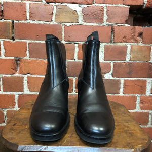 ACNE this season leather ankle boots 41