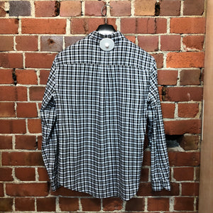 LOUIS VUITTON checked shirt