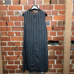 MARGIELA Rayon stiped dress