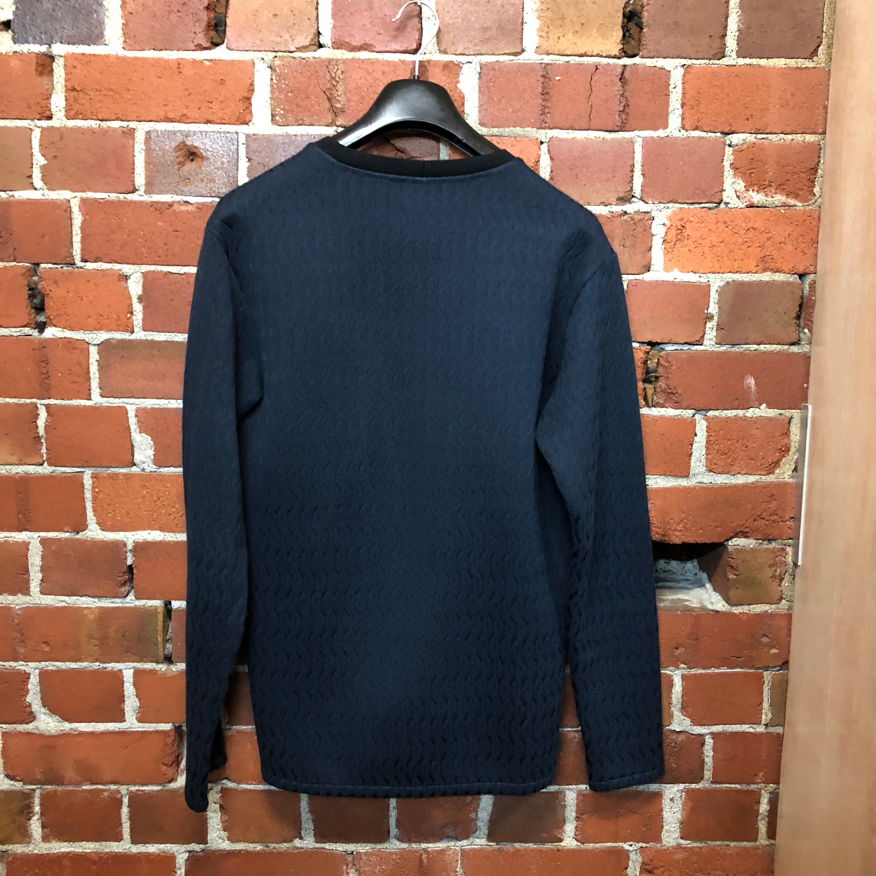 PHILLIP LIM textured fabric jumper