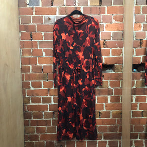 MARRIMEKO cotton dress L