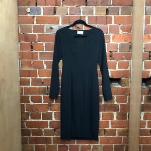 ACNE STUDIOS crepe dress