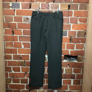 PRADA wool 2000s trousers