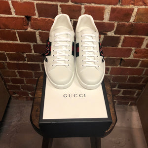 GUCCI ACE 2019 leather sneakers 11