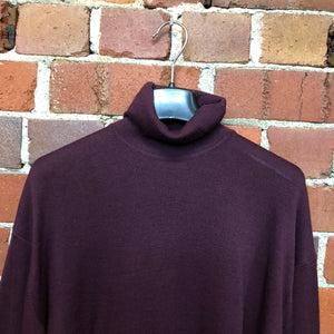 BURBERRY 1980s unworn wool jumper