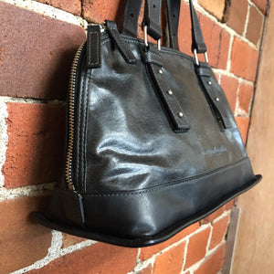 JEAN PAUL GAULTIER 1990S Leather handbag