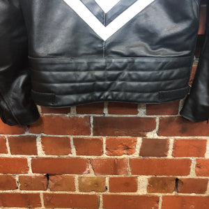 THE CROW collectors leather jacket