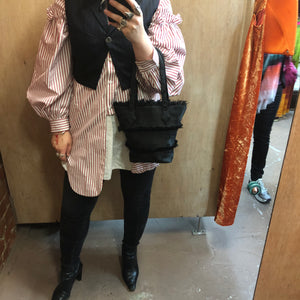 VIVIENNE WESTWOOD evening bucket bag