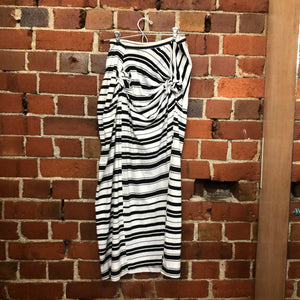 COMME DES GARCON 2002 knotted skirt or dress