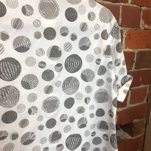 MOSCHINO cotton balloon print shirt!