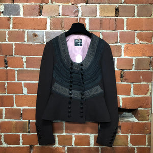 JEAN PAUL GAULTIER incredible Russian style jacket
