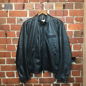 BURBERRY the perfect leather jacket!