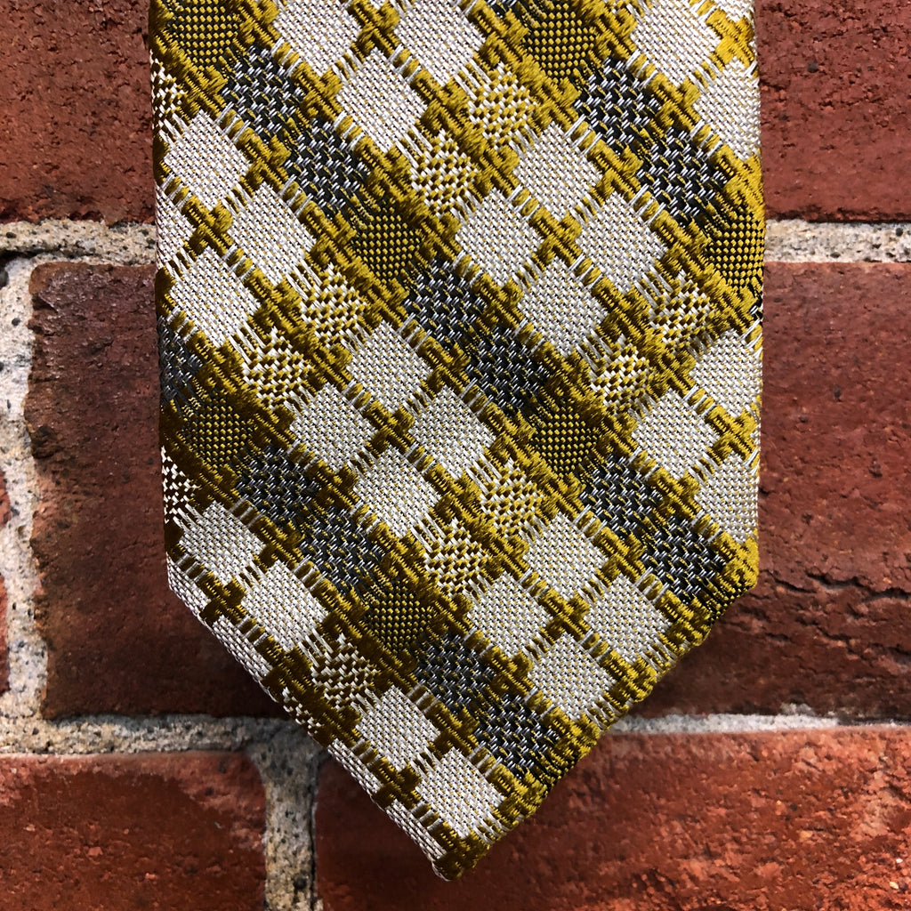 TOM FORD textured silk tie