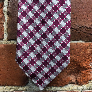 TOM FORD silk textured tie