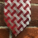 TOM FORD woven silk tie