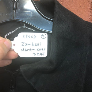 ZAMBESI denim coat