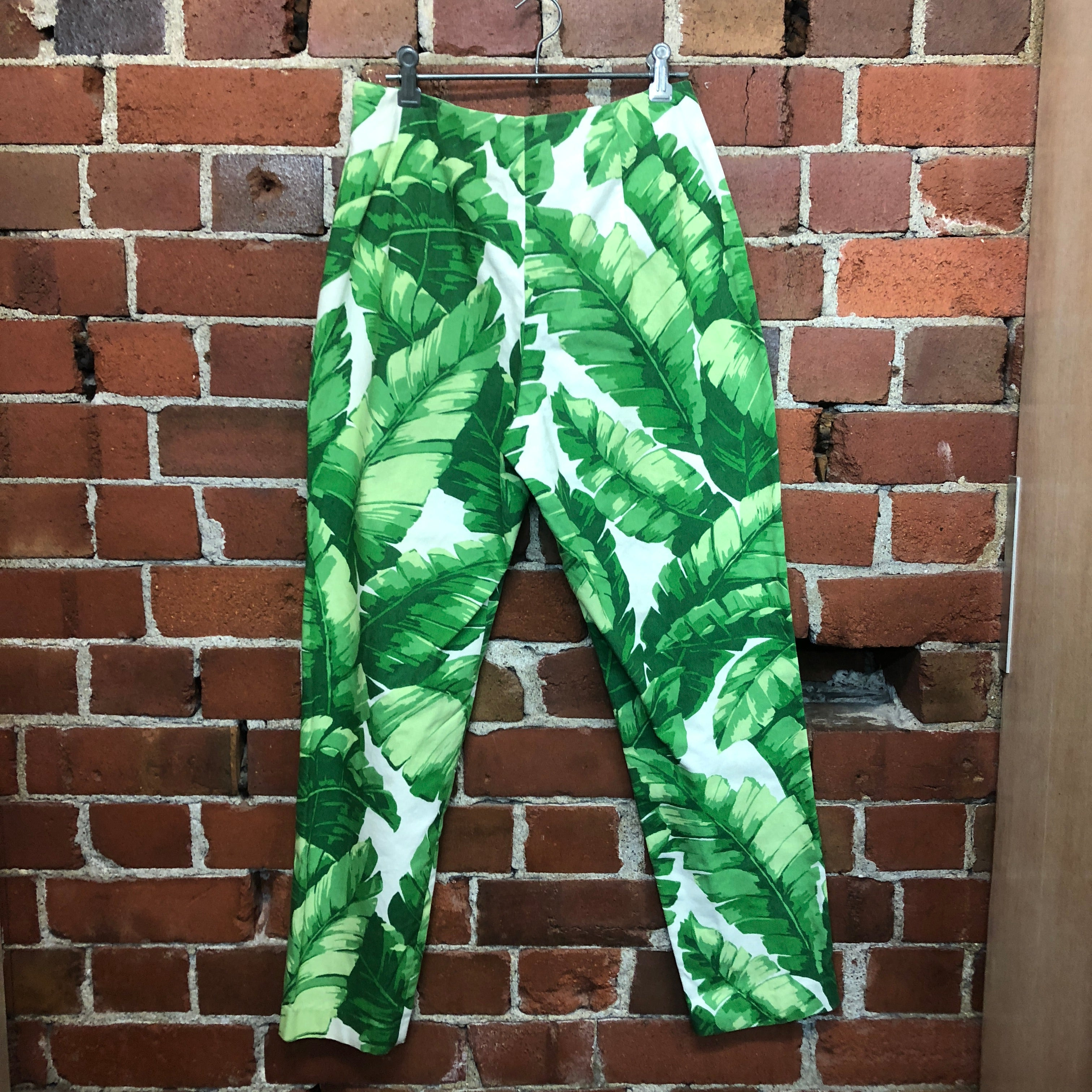 STEVEN STOLMAN New York printed pants