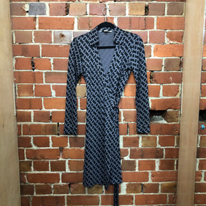 DIANA VON FURSTENBURG wrap dress