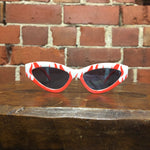 LE SPECS SYNTHCAT  FLAME NAVY Sunglasses