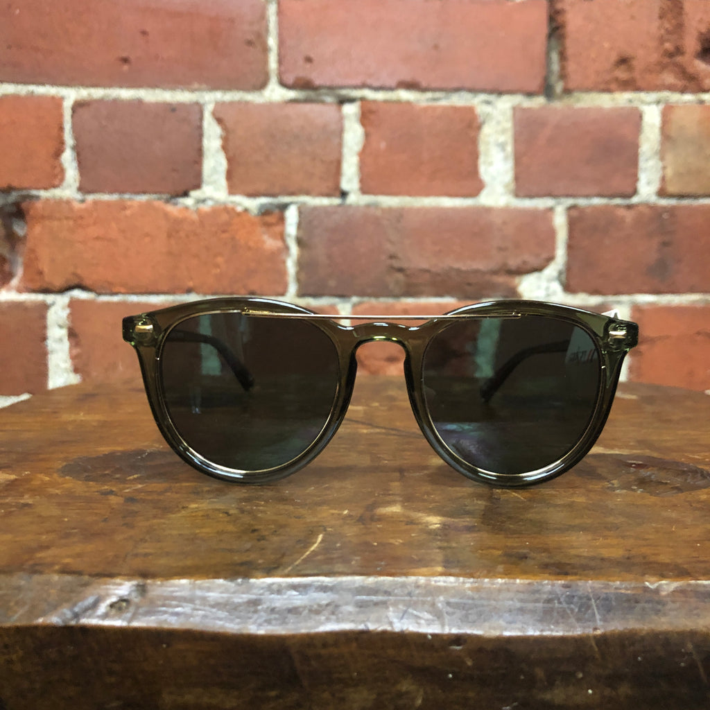 LE SPECS FIRE STARTER CLAW KHAKI GREEN Sunglasses