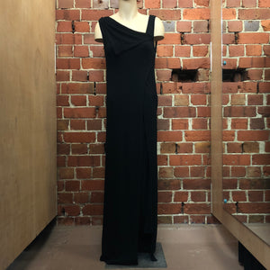 ISSEY MIYAKE cotton knit gown