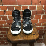 DESQUARED2 Italian leather sneakers 42.5