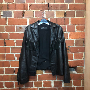 ZAMBESI 'cowgirl' leather jacket