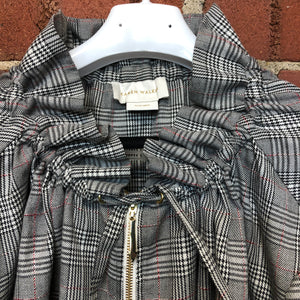 KAREN WALKER checked jacket 14