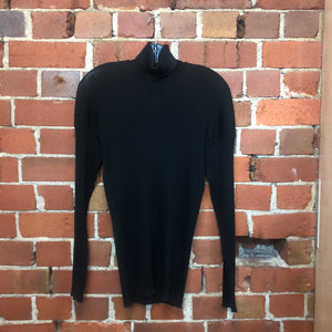 PRADA ribbed turtle neck