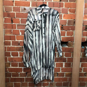 VIVIENNE WESTWOOD silk shirt dress