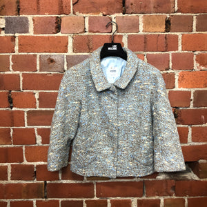MOSCHINO little wool jacket