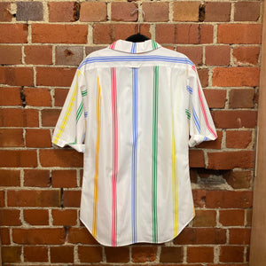 THOM BROWNE New York striped shirt