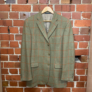 BURBERRY BRIT classic tweed jacket