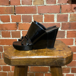 ROBERT CLERGIERE patent wedges 8.5