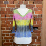 MISSONI Italian knit top