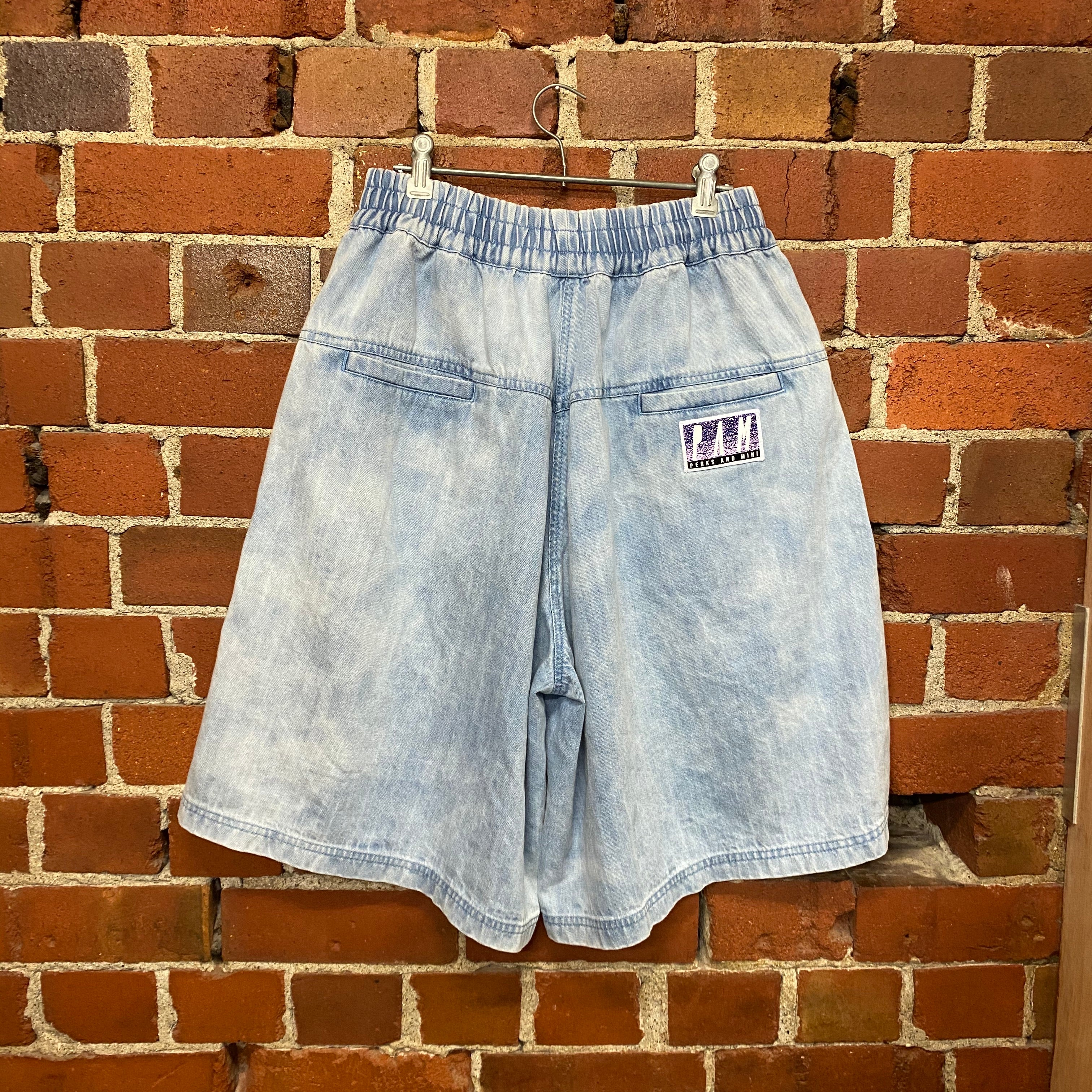 P.A.M denim shorts