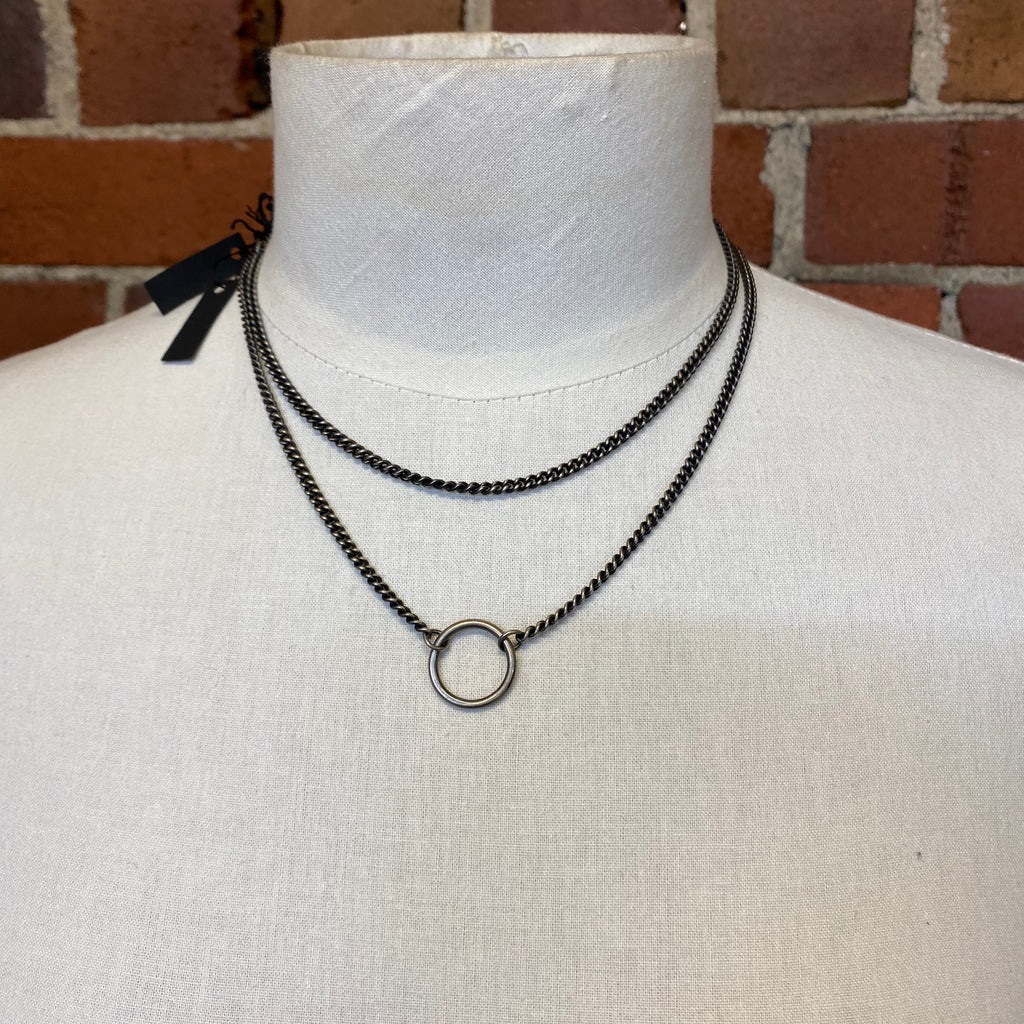 ANN DEMULEMEESTER necklace