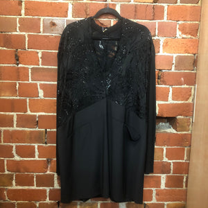 ZAMBESI lace half dress