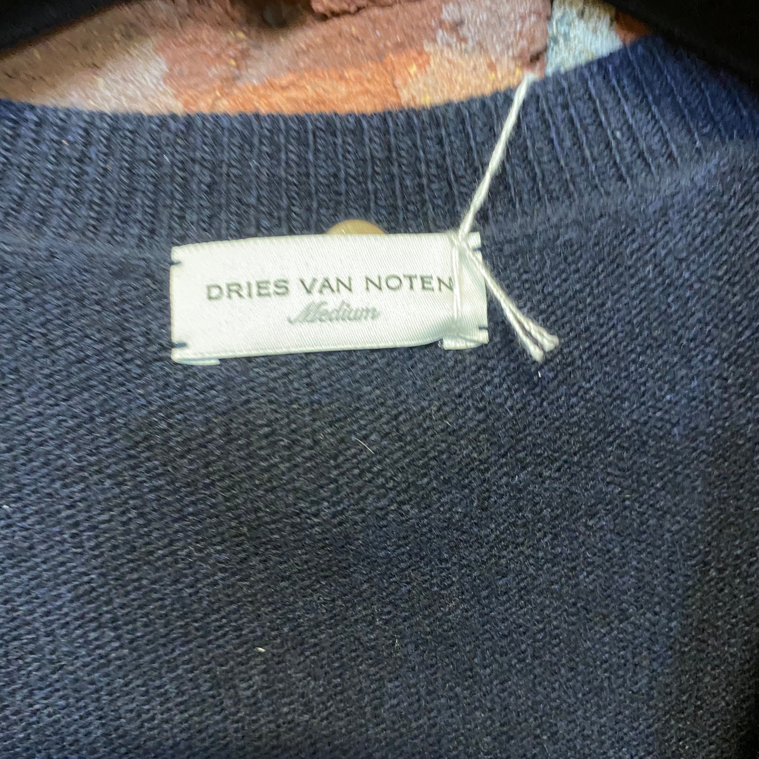 DRIES CAN NOTEN cardigan