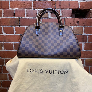 LOUIS VUITTON VDamier Ebene Ribera MM