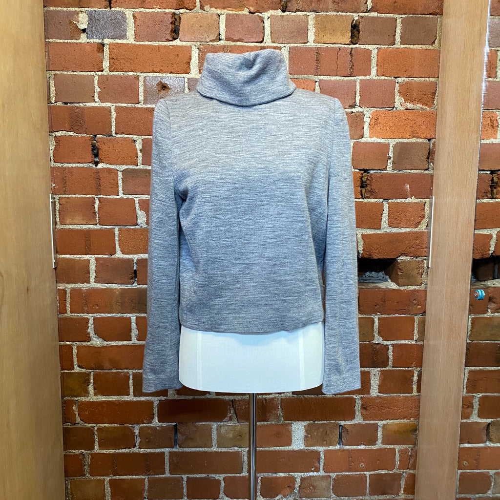 MARTIN MARGIELA wool roll neck top