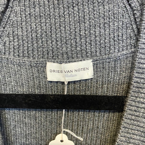 DRIES VAN NOTEN merino vest