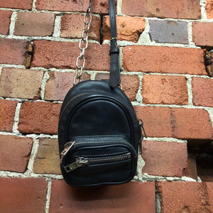 ALEXANDER WANG mini backpack messenger bag
