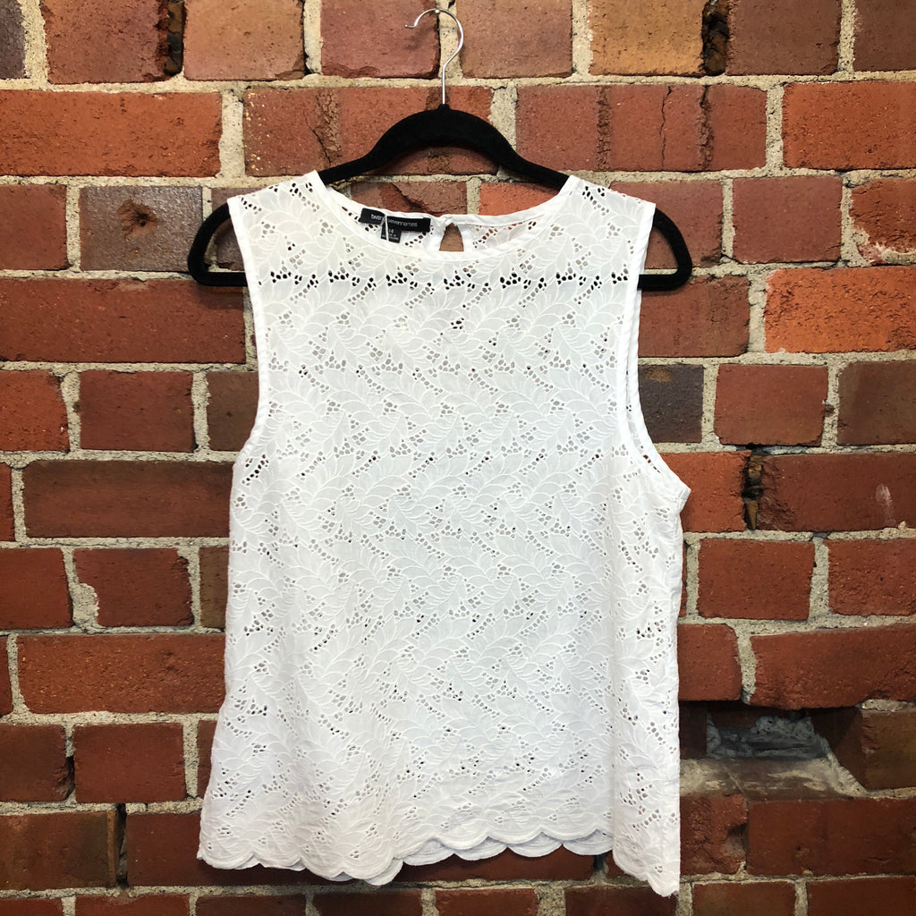 TWENTY SEvEN NAMES lace top 14