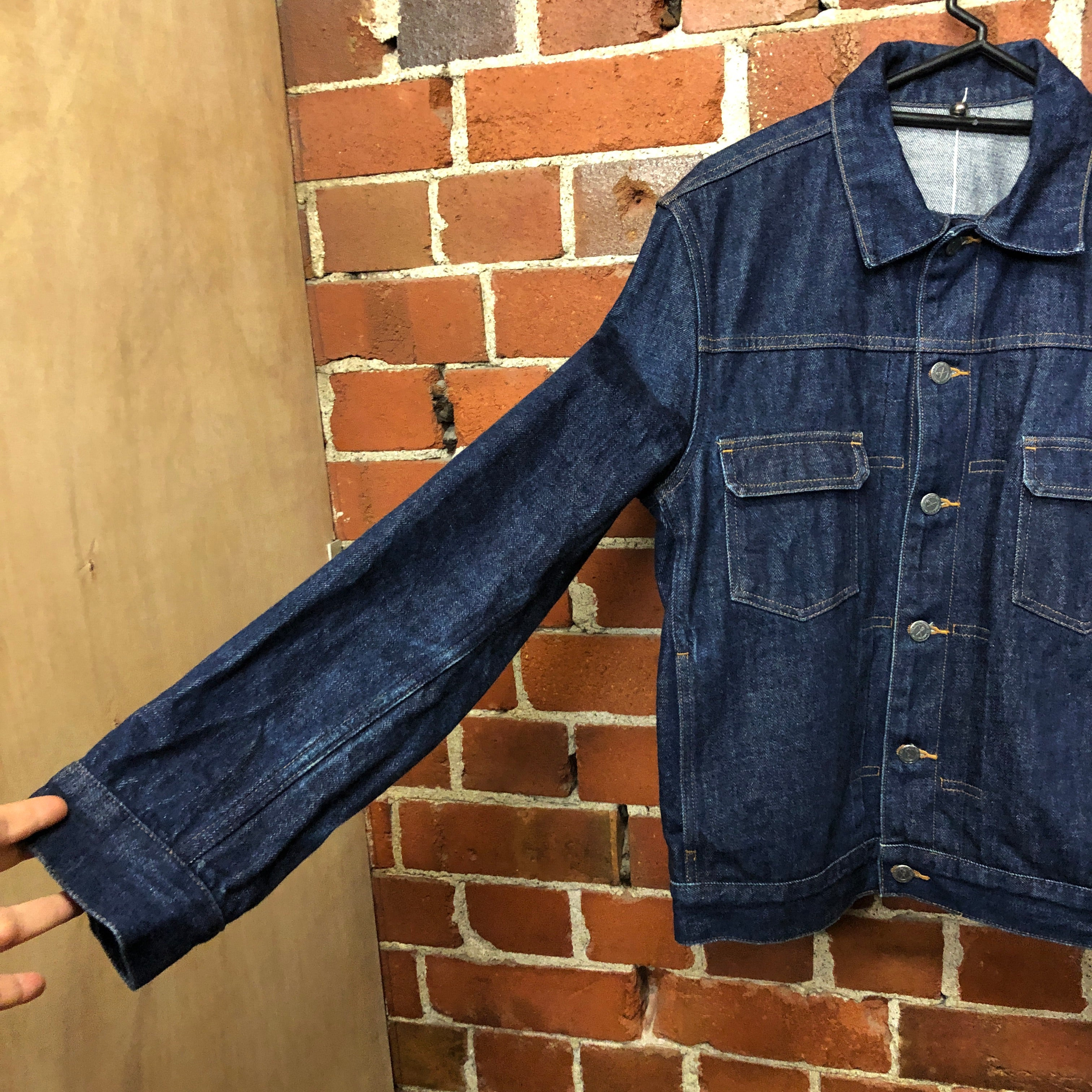 APC denim jacket