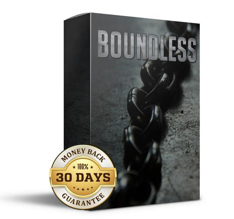 Boundless: Break your shackles and become Fearless(Binaural Course)