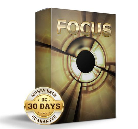 Focus: The ultimate productivity and learning(Binaural Course)